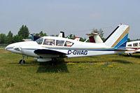 C-GWAG @ CYOO - Piper PA-23-250 Aztec C [27-2699] Oshawa~C 25/06/2005 - by Ray Barber