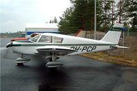 OH-PCP @ EFUT - Piper PA-28-140 Cherokee C [28-26774] Utti~OH 17/05/2003