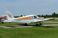 CF-SAH @ CFC3 - PIPER PA-28-140 Cherokee [28-24473] Brampton~C 23/06/2005 - by Ray Barber