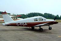 CF-VLA @ CFC4 - Piper PA-28-140 Cherokee [28-22393] Guelph~C 24/06/2005 - by Ray Barber