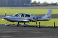 G-SRTT @ EGSX - 2007 Cirrus Design Corp SR22, c/n: 2421 at North Weald