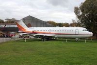 G-ASYD - 1965 BAC 111-475AM One-Eleven, c/n: BAC.053 at Brooklands Museum