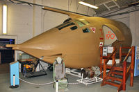XL190 @ EGMH - Nose of 1962 Handley Page Victor K.2, c/n: HP80/71 at Manston Museum