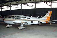 OE-DMW @ LOAV - Piper PA-28-151 Cherokee Warrior [28-7415364] Bad Voslau~OE 17/04/2005