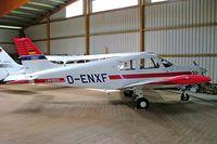 D-ENXF @ EDLI - Piper PA-28-161 Cadet [2841299]  Bielefeld~D 24/05/2006 - by Ray Barber