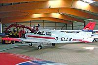 D-ELLK @ EDLI - Piper PA-28-161 Cadet [2841288] Bielefeld~D 24/05/2006 - by Ray Barber