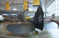N436FS @ KPAE - Fieseler Fi 156C-2 Storch at the Flying Heritage Collection, Everett WA - by Ingo Warnecke