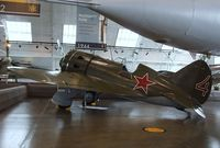 N7459 @ KPAE - Polikarpov I-16 Type 24 at the Flying Heritage Collection, Everett WA - by Ingo Warnecke