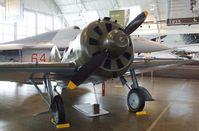N7459 @ KPAE - Polikarpov I-16 Type 24 at the Flying Heritage Collection, Everett WA - by Ingo Warnecke