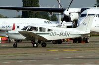 OO-MAH @ EBAW - Piper PA-28-161 Warrior III [2842167] Antwerp-Deurne~OO 11/08/2010