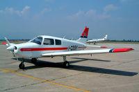 I-CESY @ LIPO - Piper PA-28-161 Cadet [2841097] Brescia~I 18/07/2004