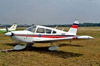 I-PAMY @ LIMB - Piper PA-28-180 Cherokee F [28-7105039] Milan-Bresso~I 20/07/2004