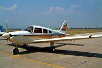 I-RIKJ @ LIPO - Piper PA-28-181 Archer II [28-8490068] Brescia-Montichiari~I 18/07/2004