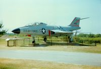 56-0246 - McDonnell F-101F Voodoo, 52-0246, at Air Power Park & Museum, Hampton, VA - by scotch-canadian