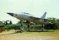 61-0073 - 1961 Republic F-105D Thunderchief, 61-0073, at Air Power Park & Museum, Hampton, VA - by scotch-canadian