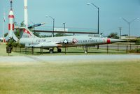 57-0916 - 1957 Lockheed F-104C Starfighter, 57-0916, at Air Power Park & Museum, Hampton, VA - by scotch-canadian