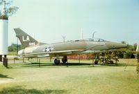 54-2145 - North American F-100D Super Sabre, 54-2145, at Air Power Park & Museum, Hampton, VA - by scotch-canadian