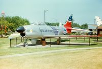 51-3064 - 1951 North American F-86L Sabre, 51-3064, at Air Power Park & Museum, Hampton, VA - by scotch-canadian