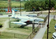52-9734 - 1952 Lockheed T-33A Shooting Star, 52-0734 , at Air Power Park & Museum, Hampton, VA - by scotch-canadian