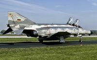 38 16 @ ETSN - taxying to the flightline at Fliegerhorst Neuburg