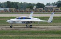 N108BG @ KOSH - EAA AirVenture 2012 - by Kreg Anderson
