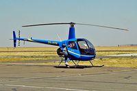 ZS-SYN @ FAGM - Robinson R-22 Beta II [4055] Rand~ZS 21/09/2006. Wrecked during a spraying operation near Eshowe Kwazulu-Natal~ZS 2008-05-15.
