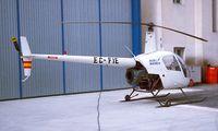 EC-FIE @ LECU - Robinson R-22 Beta [1594] Cuatro Vientos~EC 22/04/1995