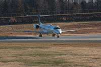N11155 @ KCLT - UNITED EXPRESS - by J.B. Barbour
