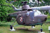 1105 - PZL-Swidnik SM-1 [01105] Drzonow-Lubuskie~SP 16/05/2004 - by Ray Barber