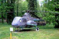 1005 - PZL-Swidnik SM-2 [S2-01005] Drzonow-Lubuskie~SP 16/05/2004 - by Ray Barber