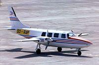 OO-RAP @ EBOS - Piper PA-60-601 Aerostar [61-0273-105] Ostende~OO 16/06/1980. Image taken from a slide.