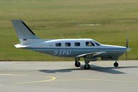 D-EPAI @ EDNY - Piper PA-46-350P Malibu Mirage [4622122] Friedrichshafen~D 03/04/2009 - by Ray Barber
