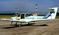 S5-DAS @ LJLJ - Piper PA-38-112 Tomahawk [38-79A0446] Ljubljana~S5 19/06/1996