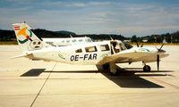 OE-FAR @ LOWK - Piper PA-34-200T Seneca II [34-8070053] Klagenfurt~OE 19/06/1996