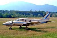 I-ACTD @ LILV - Piper PA-34-220T Seneca III [34-8233174] Valbrembo~I 18/07/2004