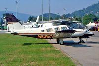 N8362V @ LSZA - Piper PA-34-220T Seneca III [34-8133056] Lugano~HB 21/07/2004