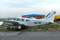 HA-YCI @ LOAN - Piper PA-34-200 Seneca [34-7350259]  Wiener Neustadt-Ost~OE 17/04/2005.
