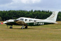 OY-PMA @ EKVB - Piper PA-34-220T Seneca V [3449222] Viborg~OY 13/06/2008