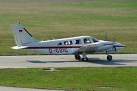D-GBIG @ EDNY - Piper PA-34-200T Seneca II [34-8070018] Friedrichshafen~D 03/04/2009 - by Ray Barber