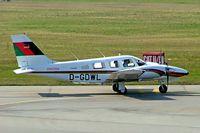 D-GDWL @ EDNY - Piper PA-34-220T Seneca IV [3448025] Friedrichshafen~D 03/04/2009 - by Ray Barber