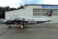 OE-FLM @ LOAG - Piper PA-34-220T Seneca III [3433091] Krems~OE 11/07/2009