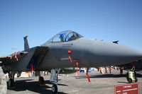 86-0177 @ KHST - F-15 Eagle (86-177) of the 125th Fighter Wing of the Florida Air National Guard at Jacksonville Naval Air Base on static display at Wings over Homestead - by Jim Donten