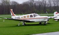 D-EHDL @ EDML - Piper PA-32R-301T Turbo Saratoga SP [32R-8229035] Landshut~D 19/04/2005. - by Ray Barber