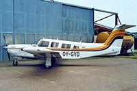 OY-GVD @ EKVJ - Piper PA-32RT-300 Lance II [32R-7885130] Stauning~OY 10/06/2000