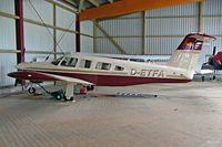 D-ETFA @ EDLI - Piper PA-32RT-300 Lance II [32R-7985033] Bielefeld~D 24/05/2006 - by Ray Barber