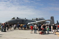 79-0207 @ KMCF - A-10C Thunderbolt II (79-0207) on display at MacDill Air Fest - by Jim Donten