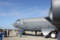 61-0019 @ KMCF - B-52H Stratofortress (61-0019) on display at MacDill AirFest - by Jim Donten