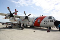 1503 @ KMCF - USCG Clearwater 1503 on display at MacDill Air Fest - by Jim Donten