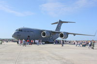 96-0003 @ KMCF - C-17 Globemaster III (96-0003) from 62nd/446th Airlift Wing at McChord Air Force Base on display at MacDill Air Fest - by Jim Donten