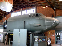 58-0232 @ BPG - On display at the Hangar 25 Museum - Big Spring, TX - by Zane Adams